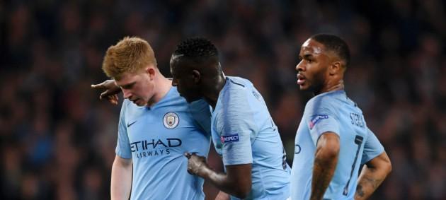 Манчестер Сити отстранили от Лиги чемпионов на два года