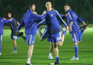 Динамовцы выйдут из отпуска 11 января