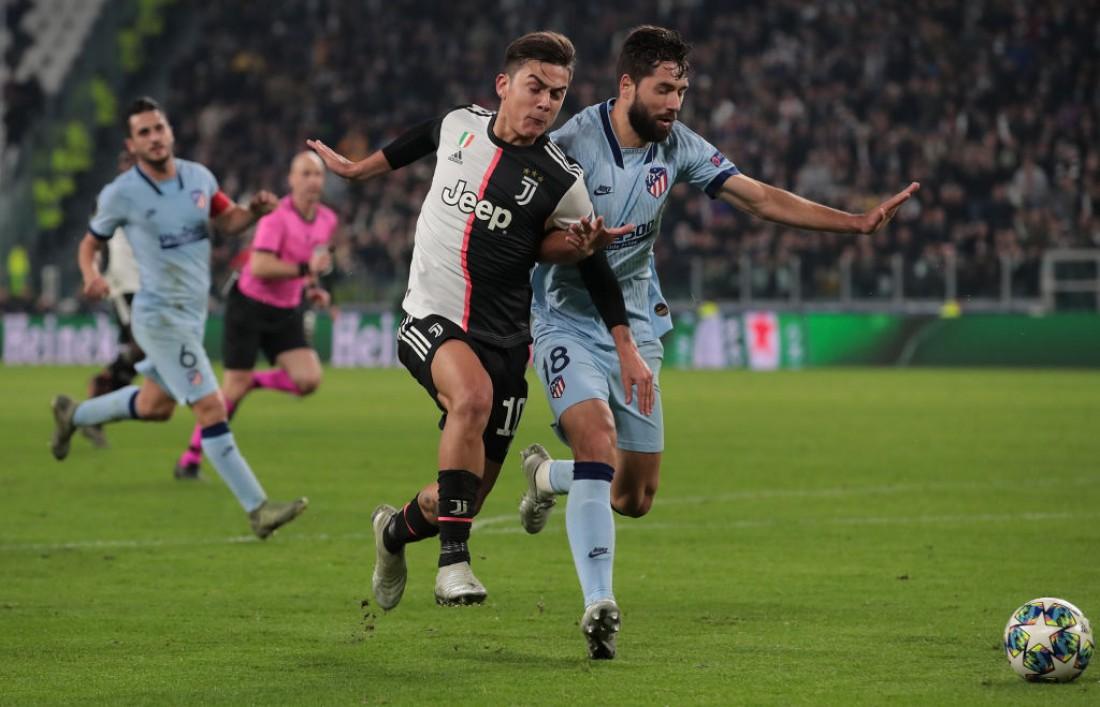 Ювентус - Атлетико: видео гола и обзор матча