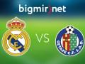 Реал Мадрид - Хетафе 7:3 Трансляция матча чемпионата Испании