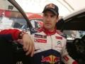 WRC. Испанский гонщик разбил машину на презентации