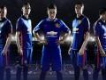Манчестер Юнайтед на новый сезон приготовил синюю форму (фото)