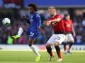 Челси на последних минутах спасся от поражения в матче с МЮ