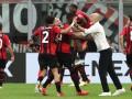 Голы Ибрагимовича и Леау принесли Милану победу над Лацио