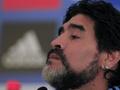 Диего Марадона не станет возглавлять сборную Венесуэлы