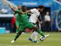 ЧМ-2018: Саудовская Аравия вырвала победу у Египта на последних секундах