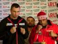 Промоутер Солиса считает часы и минуты до боя с Кличко