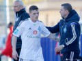 Защитник Динамо восстановился от травмы и может сыграть в Лиге Европы