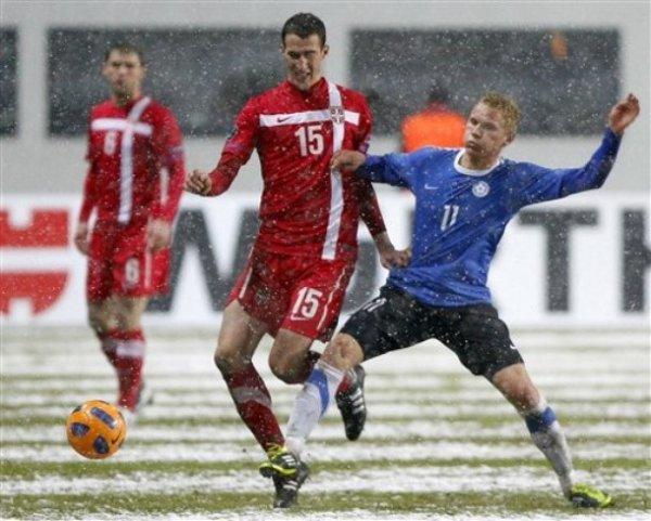 Атс Пурье против Сербии