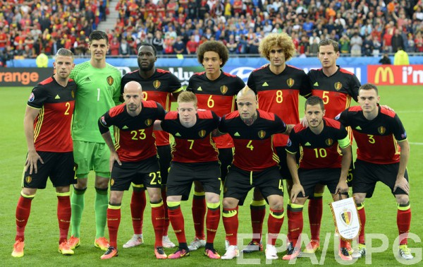 Прогноз на матч Бельгия - Ирландия от букмекеров