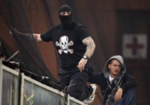 Евро-2012. Минюст Украины предлагает судить хулиганов прямо на стадионах