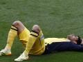 Лидер атак Атлетико не сыграет против Реала в финале Лиги чемпионов