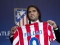Фалькао в Мадриде. Атлетико представил звезду Лиги Европы