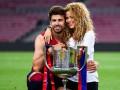 В Барселоне ограбили дом Пике и Шакиры