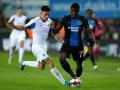 Динамо проиграло Брюгге в матче квалификации Лиги чемпионов