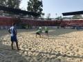 Сборная Украины по пляжному футболу стартует в суперфинале Евролиги