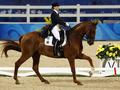 Конный спорт: Немка берет золото