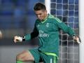 Сын Зидана дебютировал в Реале