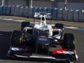Sauber представила новый болид