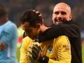 Голкипер Манчестер Сити намекнул на сложные отношения с Гвардиолой