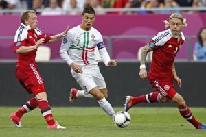 Львовские качели. Португалия красиво победила Данию