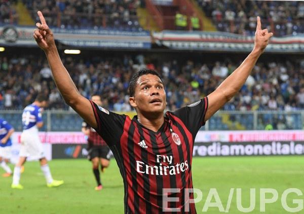 Бакка может покинуть Милан из-за конфликта с Монтеллой