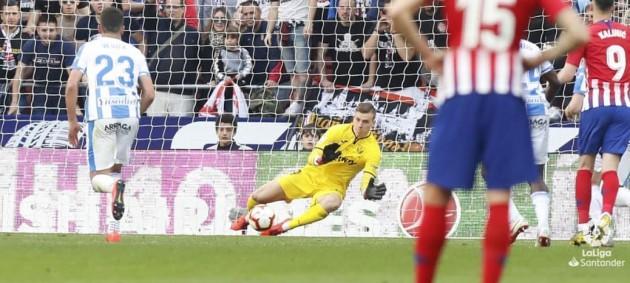 Леганес попросил Реал продлить срок аренды Лунина