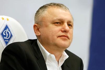 Игорь Суркис: Хороших тренеров, которые могут прийти в такую команду, как Динамо , можно пересчитать по пальцам одной руки