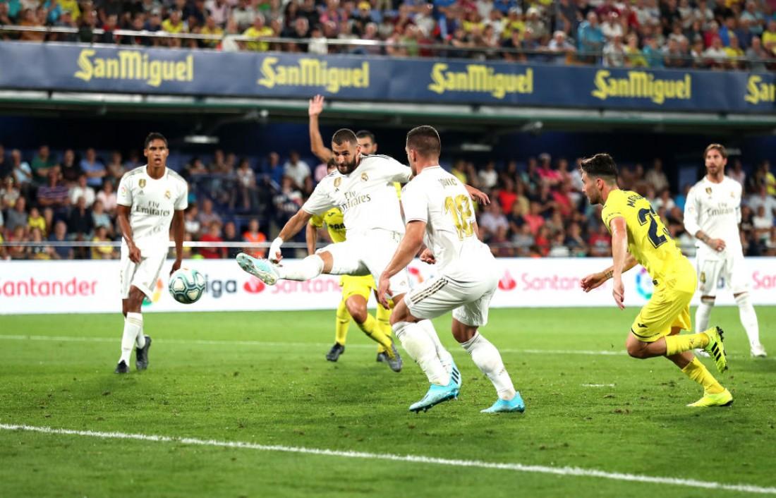 Вильярреал - Реал: обзор матча