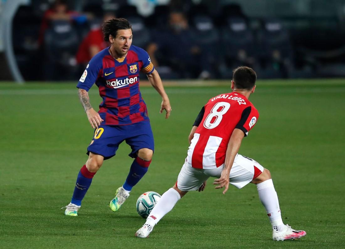 Барселона - Атлетик: обзор матча