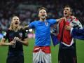 ЧМ-2018: Сборная Хорватии впервые в истории вышла в финал турнира
