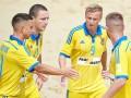 Сборная Украины по пляжному футболу выиграла Суперфинал Евролиги