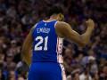 Великолепный проход Эмбиида - среди лучших моментов дня в НБА