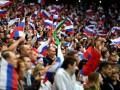 Украинского фаната ЧМ-2018 оштрафовали и запретили на полгода ходить на стадион