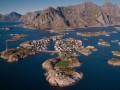 Норвежцы построили стадион в одном из самых красивых мест на Земле