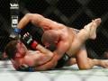 Сен-Пьер - Бисбинг: видео боя на UFC 217