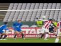 Ай, да Мезенга. Красивый гол пяткой в Кубке Сербии