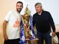 Срна о Луческу: Мистер – мой футбольный отец