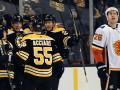 НХЛ: Калгари уступил Бостону, Питтсбург обыграл Оттаву