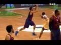 Будивельник - Барселона - 74:84. Видео матча
