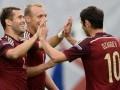 Россия – Азербайджан - 4:0 видео голов товарищеского матча
