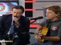 Україна має талант. Денисов и Фоззи поют песенку о Футбольном Уик-энде