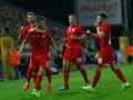 Заря разгромила Шарлеруа в матче Лиги Европы