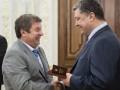 Порошенко наградил игроков Динамо, которые выиграли Кубок кубков УЕФА