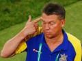 Во время матча Украина – Черногория у Блохина поднялось давление