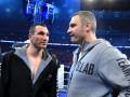 Виталий Кличко: Уверен, что Владимир будет в Международном зале боксерской славы