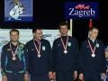 Украинцы выиграли бронзу на чемпионате Европы по фехтованию