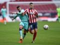 Атлетико неожиданно проиграл Леванте
