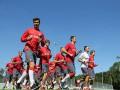Команда из Сан-Марино на сборах пыталась украсть форму у Спартака