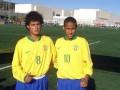 Коутиньо и Неймар в детстве мечтали играть за Реал